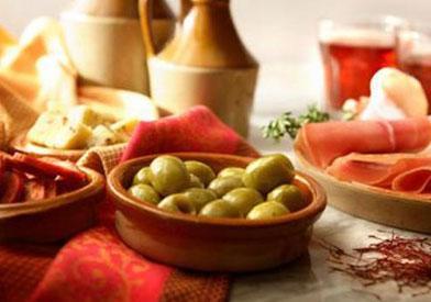 Mf0262 2 productos culinarios for Cocina espanola